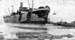 S.S. River Clyde, Gallipoli