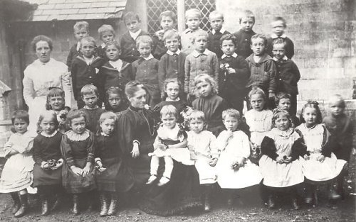 Hurst Infant School, 1893