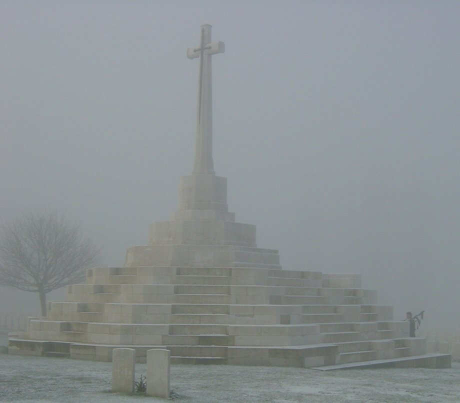 Tyne Cot - the largest British war cemetery in the world