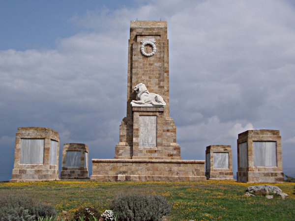 Doiran Memorial, Greece
